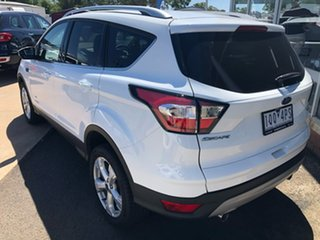 2019 Ford Escape ZG 2019.25MY Trend White 6 Speed Sports Automatic Dual Clutch SUV