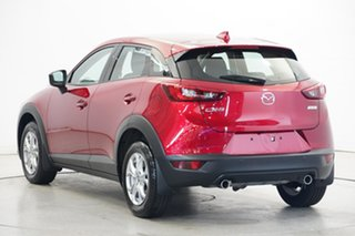2018 Mazda CX-3 DK2W7A Maxx SKYACTIV-Drive FWD Sport Soul Red 6 Speed Sports Automatic Wagon