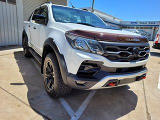 2018 Holden Special Vehicles Colorado RG MY18 SportsCat+ Pickup Crew Cab White 6 Speed.