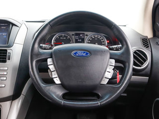 2012 Ford Territory SZ Titanium (4x4) White 6 Speed Automatic Wagon