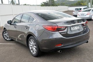 2017 Mazda 6 GL1031 Sport SKYACTIV-Drive Grey 6 Speed Sports Automatic Sedan.