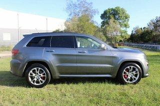 2013 Jeep Grand Cherokee WK MY2013 SRT-8 Grey 5 Speed Sports Automatic Wagon
