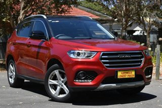 2019 Haval H2 MY20 Lux 2WD Red 6 Speed Sports Automatic Wagon.