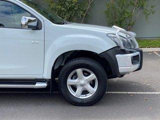 2015 Isuzu D-MAX MY15 LS-Terrain Crew Cab White 5 Speed Sports Automatic Utility