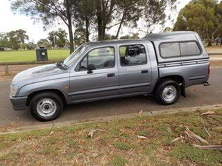 2000 Toyota Hilux RZN149R 4x2 Pewter 5 Speed Manual Utility