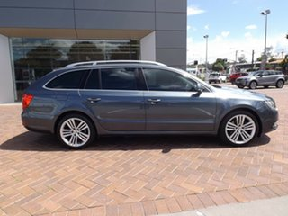 2015 Skoda Superb 3T MY15 Ambition DSG 118TSI Grey 7 Speed Sports Automatic Dual Clutch Wagon.