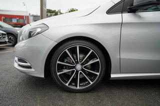 2014 Mercedes-Benz B200 246 MY14 CDI Polar Silver 7 Speed Auto Direct Shift Hatchback.