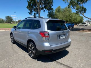 2017 Subaru Forester S4 MY18 2.5i-L CVT AWD Silver 6 Speed Constant Variable Wagon