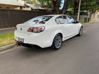 2016 Holden Calais VF II MY16 White 6 Speed Sports Automatic Sedan