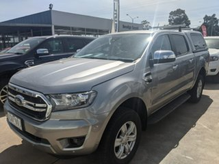 2019 Ford Ranger XLT Silver 6 Speed Automatic Utility.