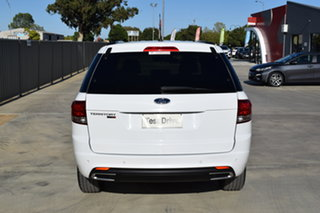 2015 Ford Territory SZ MkII TX Seq Sport Shift AWD White 6 Speed Sports Automatic Wagon