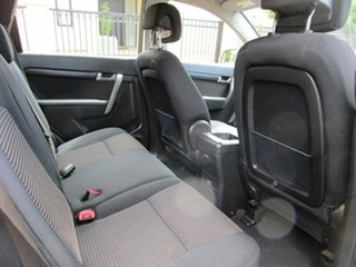 2009 Holden Captiva CG MY10 SX (4x4) Brown 5 Speed Automatic Wagon