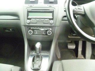 2011 Volkswagen Golf VI MY11 118TSI DSG Comfortline Grey 7 Speed Sports Automatic Dual Clutch