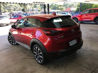 2020 Mazda CX-3 DK4W7A sTouring SKYACTIV-Drive i-ACTIV AWD Soul Red 6 Speed Sports Automatic Wagon