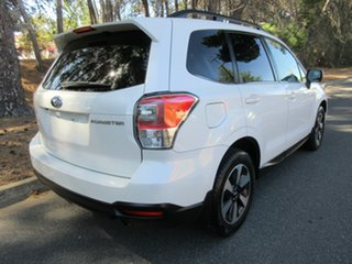2018 Subaru Forester S4 MY18 2.5i-L CVT AWD White 6 Speed Constant Variable Wagon.