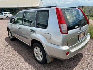 2006 Nissan X-Trail T30 II ST Silver 4 Speed Automatic Wagon.