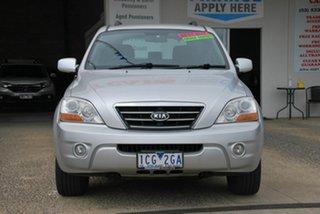 2007 Kia Sorento BL EX Silver 5 Speed Automatic Wagon.