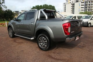 2019 Nissan Navara D23 S3 ST-X 4x2 Mercury Grey 7 Speed 7 SP AUTOMATIC Dual Cab Pick-up
