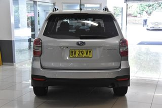 2013 Subaru Forester S4 MY13 2.5i Lineartronic AWD Silver 6 Speed Constant Variable Wagon
