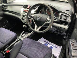 2009 Honda City GM VTi Black 5 Speed Automatic Sedan