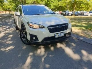 2019 Subaru XV G5X MY19 2.0i Lineartronic AWD Crystal White 7 Speed Constant Variable Wagon.