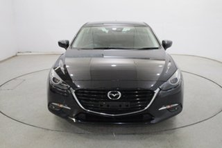 2018 Mazda 3 BN5438 SP25 SKYACTIV-Drive GT Black 6 Speed Sports Automatic Hatchback.