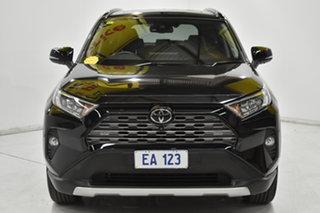 2019 Toyota RAV4 Mxaa52R Cruiser 2WD Black 10 Speed Constant Variable Wagon.