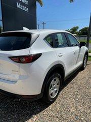 2020 Mazda CX-5 Maxx White 6 Speed Automatic Wagon