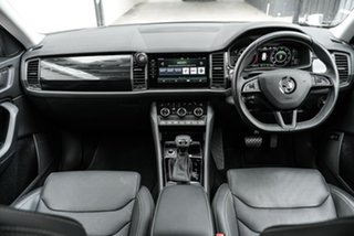 2019 Skoda Kodiaq NS MY19 132TSI DSG White 7 Speed Sports Automatic Dual Clutch Wagon.
