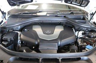2018 Mercedes-Benz GLS-Class X166 809MY GLS350 d 9G-Tronic 4MATIC Sport White 9 Speed