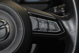 2018 Mazda CX-3 DK2W7A Maxx SKYACTIV-Drive Blue 6 Speed Sports Automatic Wagon