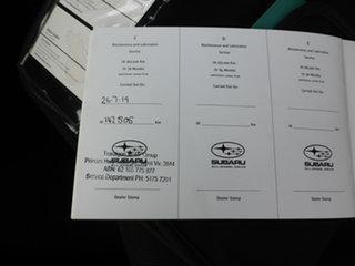 2009 Subaru Forester S3 MY09 XT AWD Silver 4 Speed Sports Automatic Wagon