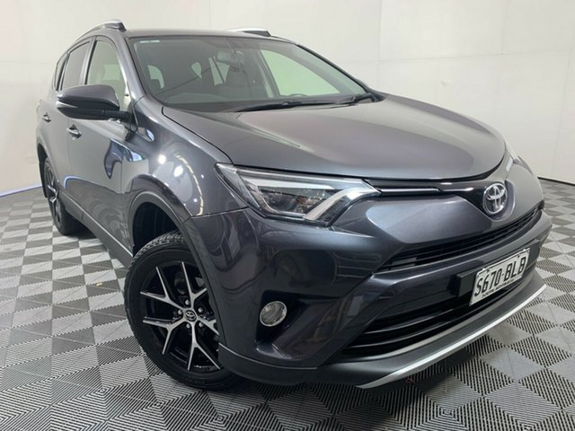 Used Toyota RAV4 ZSA42R GXL 2WD Wayville, 2016 Toyota RAV4 ZSA42R GXL 2WD Grey 7 Speed Constant Variable Wagon