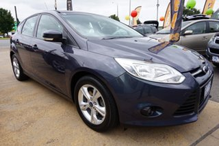 2012 Ford Focus LW Trend PwrShift Midnight Sky 6 Speed Sports Automatic Dual Clutch Hatchback