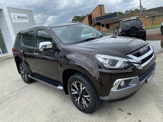 2019 Isuzu MU-X LS-T Brown Sports Automatic Wagon.