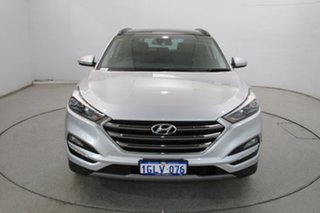 2017 Hyundai Tucson TLe MY17 Highlander D-CT AWD Silver 7 Speed Sports Automatic Dual Clutch Wagon.