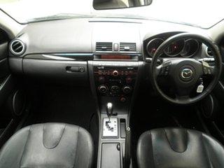 2008 Mazda 3 BK1032 SP23 Black Mica 5 Speed Sports Automatic Hatchback