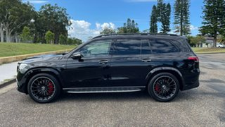 2020 Mercedes-Benz GLS-Class X167 801MY GLS63 AMG SPEEDSHIFT TCT 4MATIC+ Obsidian Black Metallic