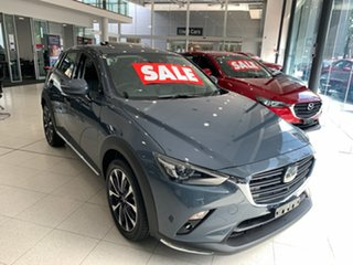 2020 Mazda CX-3 DK2W7A Akari SKYACTIV-Drive FWD Polymetal Grey 6 Speed Sports Automatic Wagon.