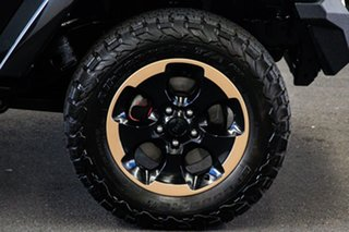 2014 Jeep Wrangler Unlimited JK MY13 Dragon (4x4) 5 Speed Automatic Softtop