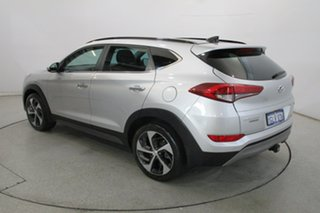 2017 Hyundai Tucson TLe MY17 Highlander D-CT AWD Silver 7 Speed Sports Automatic Dual Clutch Wagon