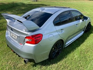 2019 Subaru WRX V1 MY20 STI AWD Silver 6 Speed Manual Sedan
