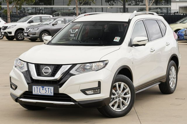 Used Nissan X-Trail T32 Series II ST-L X-tronic 2WD Narre Warren, 2019 Nissan X-Trail T32 Series II ST-L X-tronic 2WD White 7 Speed Constant Variable Wagon