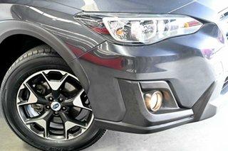 2017 Subaru XV G5X MY18 2.0i-L Lineartronic AWD Grey 7 Speed Constant Variable Wagon.