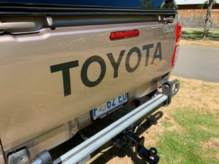2011 Toyota Hilux KUN26R MY10 SR Gold 4 Speed Automatic Utility