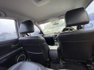2005 Mazda 3 BK1031 SP23 Silver 5 Speed Manual Sedan