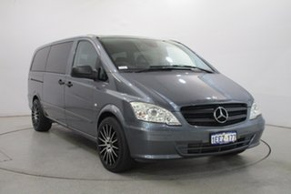 2013 Mercedes-Benz Valente 639 BlueEFFICIENCY Grey 5 Speed Automatic Wagon