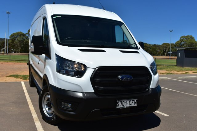 Used Ford Transit VO 2020.50MY 350L (Mid Roof) St Marys, 2020 Ford Transit VO 2020.50MY 350L (Mid Roof) White 6 Speed Automatic Van