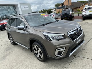 2019 Subaru Forester 2.5I-S Constant Variable Wagon.