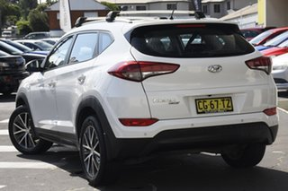 2015 Hyundai Tucson TL Active X 2WD White 6 Speed Sports Automatic Wagon.